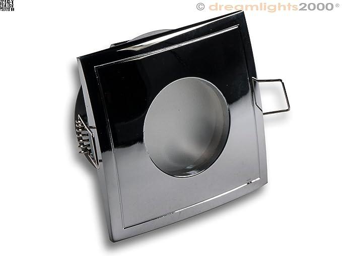 15 Pack 12 V prueba dreamlights aodquote*dquoteao en cromo para baño y ducha.