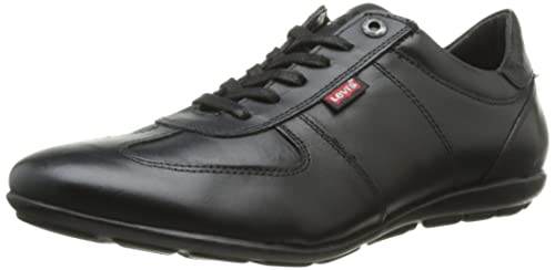 LEVIS FOOTWEAR AND ACCESSORIES Chula Vista, Zapatos de Cordones Derby para Hombre, Negro (