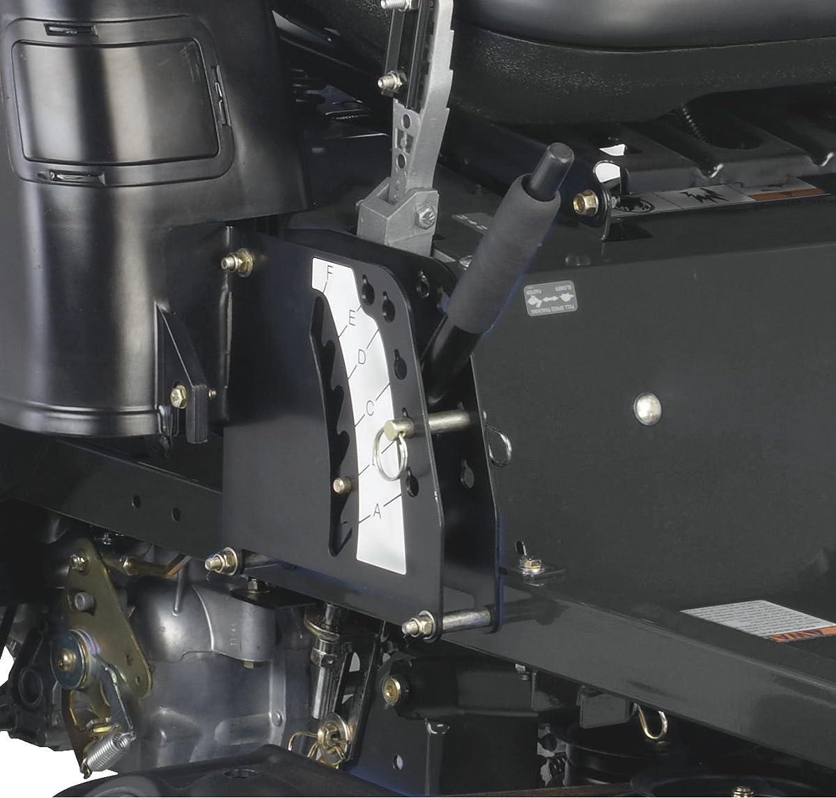 Poulan Pro P46ZX Briggs V-Twin Pro 22 HP Cutting Deck Zero Turn Radius Riding Mower, 46-Inch