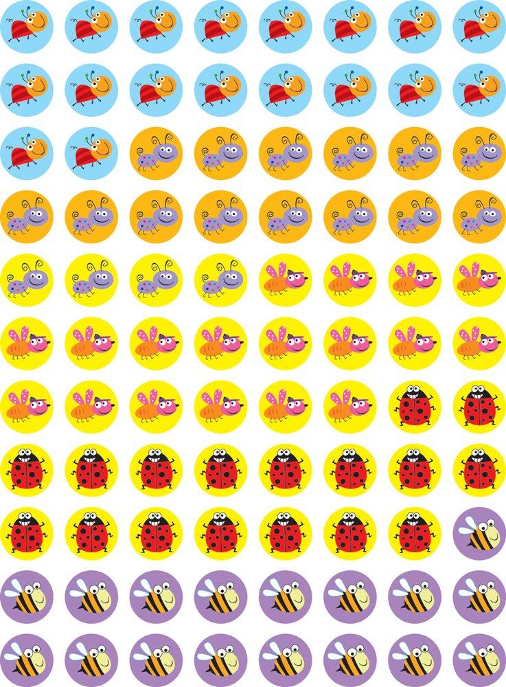 Creative Teaching Press Bugs Hot Spots Stickers (7156) by Creative Teaching Press (Image #1)