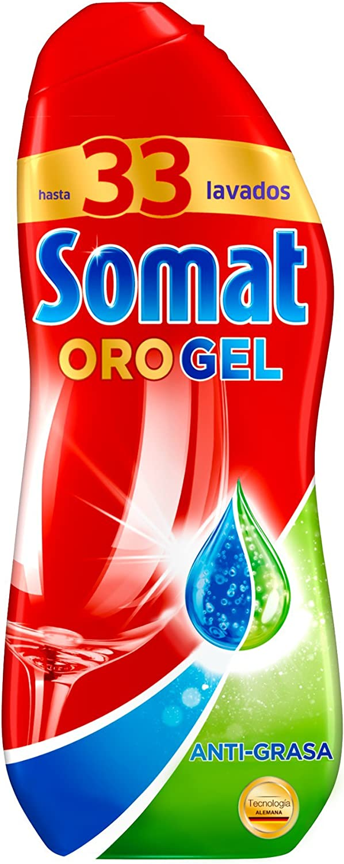 Somat Gel Antigrasa - 33 lavados: Amazon.es: Amazon Pantry