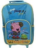 Peppa Pig George Premium Wheeled Bag