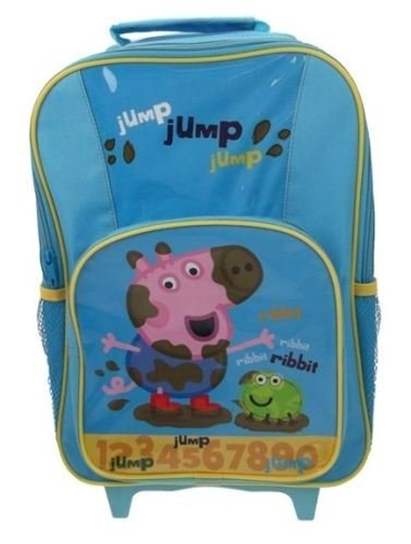 Peppa Pig Trolley Baby George Azzurro - PIG141498/1 PEPPA001240