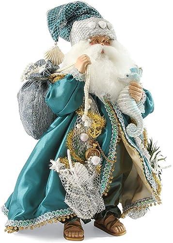 Department 56 Nativity Signature Ocean Santa Figurine