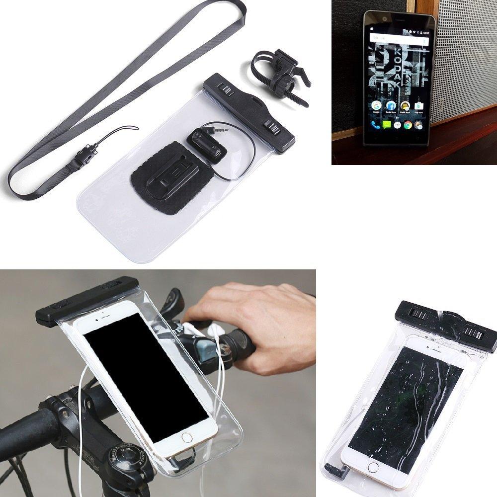 K-S-Trade® para Kodak Ektra Soporte de Bicicleta para teléfono ...
