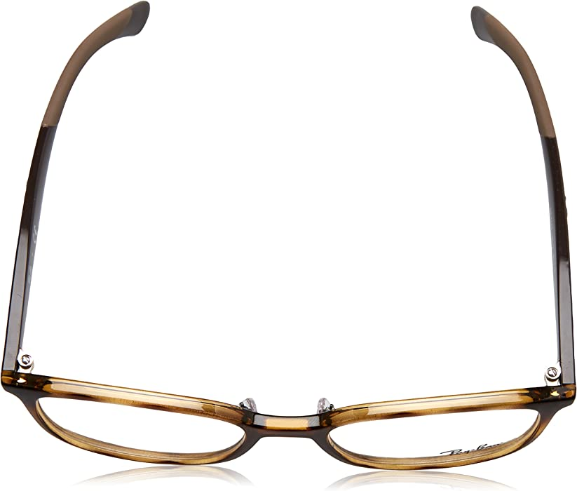 914846800c25a0 Amazon.com  Eyeglasses Ray-Ban Optical RX 7142 2012 HAVANA  Clothing
