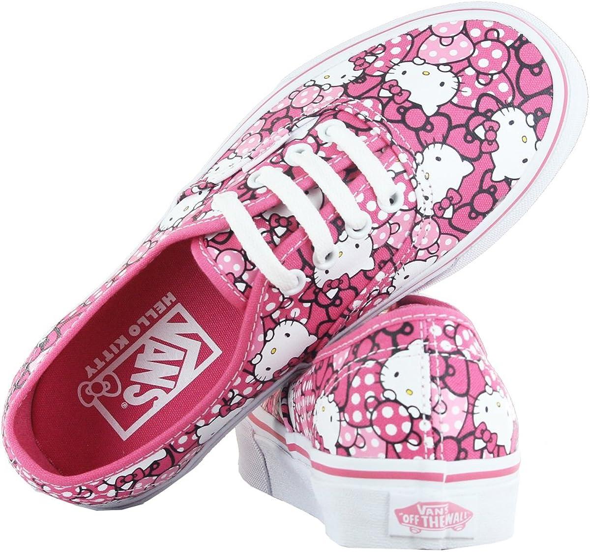 Vans , Damen Sneaker Rosa rose, Rosa rose Größe: 37.5