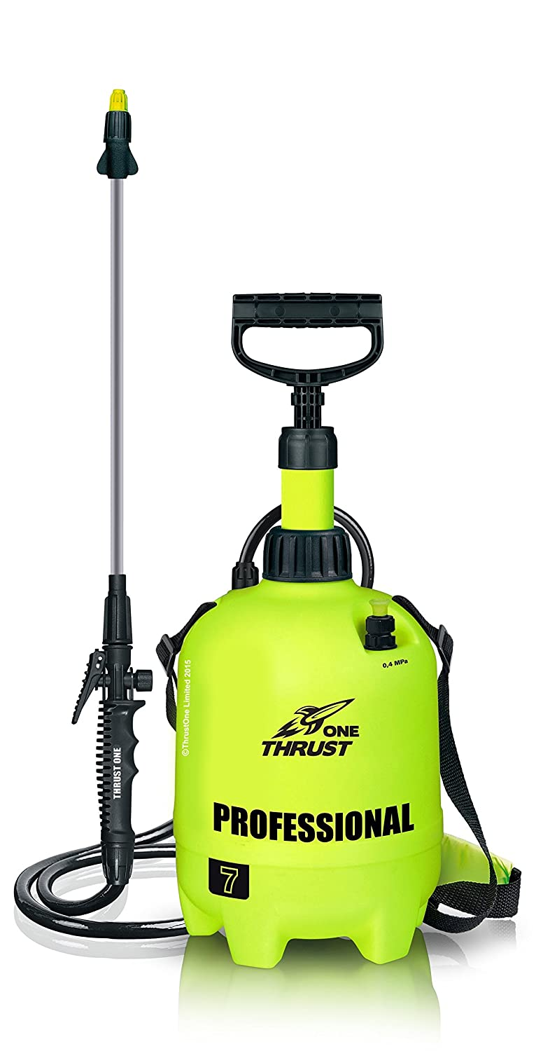 Thrust One Sprayer, Yellow, 7 L Thrust One Limited Pro7L