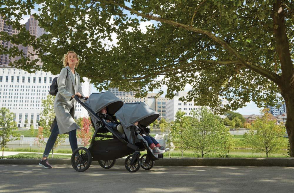 Baby Jogger 2008401 City Select Lux Single Stroller Indigo