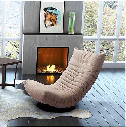 Amazon.com: Ozzie silla giratoria, Negro: Kitchen & Dining