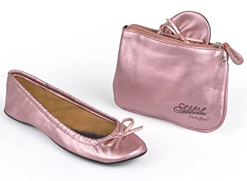 0022b4b09 Sidekicks Women's Foldable Ballet Flats w/ Carrying Case: Amazon.ca ...