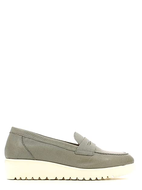 Marco Ferretti 160595MG 2140 Mocasin Mujeres Perla 39: Amazon.es: Zapatos y complementos
