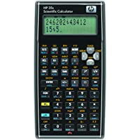 HP 35S 35S Programmable Scientific Calculator, 14-Digit LCD