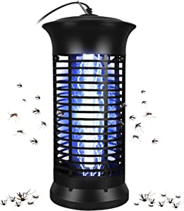 FBMPTA Bug Zapper Mosquito Killer, Flying Insect Killer Indoor, Fly Traps, Mosquito Lamp, Insect Zappers, Electric Mosquito Attractant Trap Plug in for Home, Patio, Garden