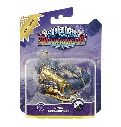 Skylanders SuperChargers - Nitro Soda Skimmer (Vehicle ...