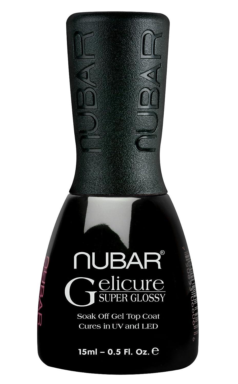 Base Nubar e top coat sigillante impregna Gel 15ml UVS606