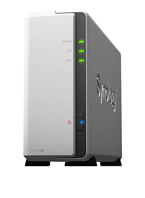 138 opinioni per Synology DS115j- NAS & storage servers (Armada 370, DDR3, Serial ATA II, Serial