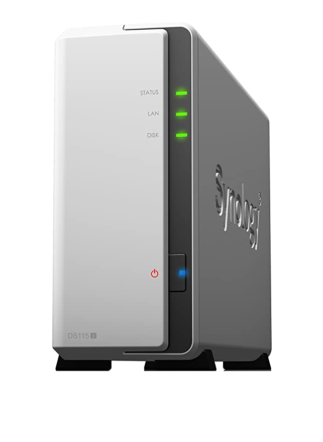 150 opinioni per Synology DS-115J NAS HardDisk