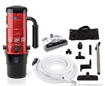 Prolux CV12000 25 Years Warranty Central Vacuum System