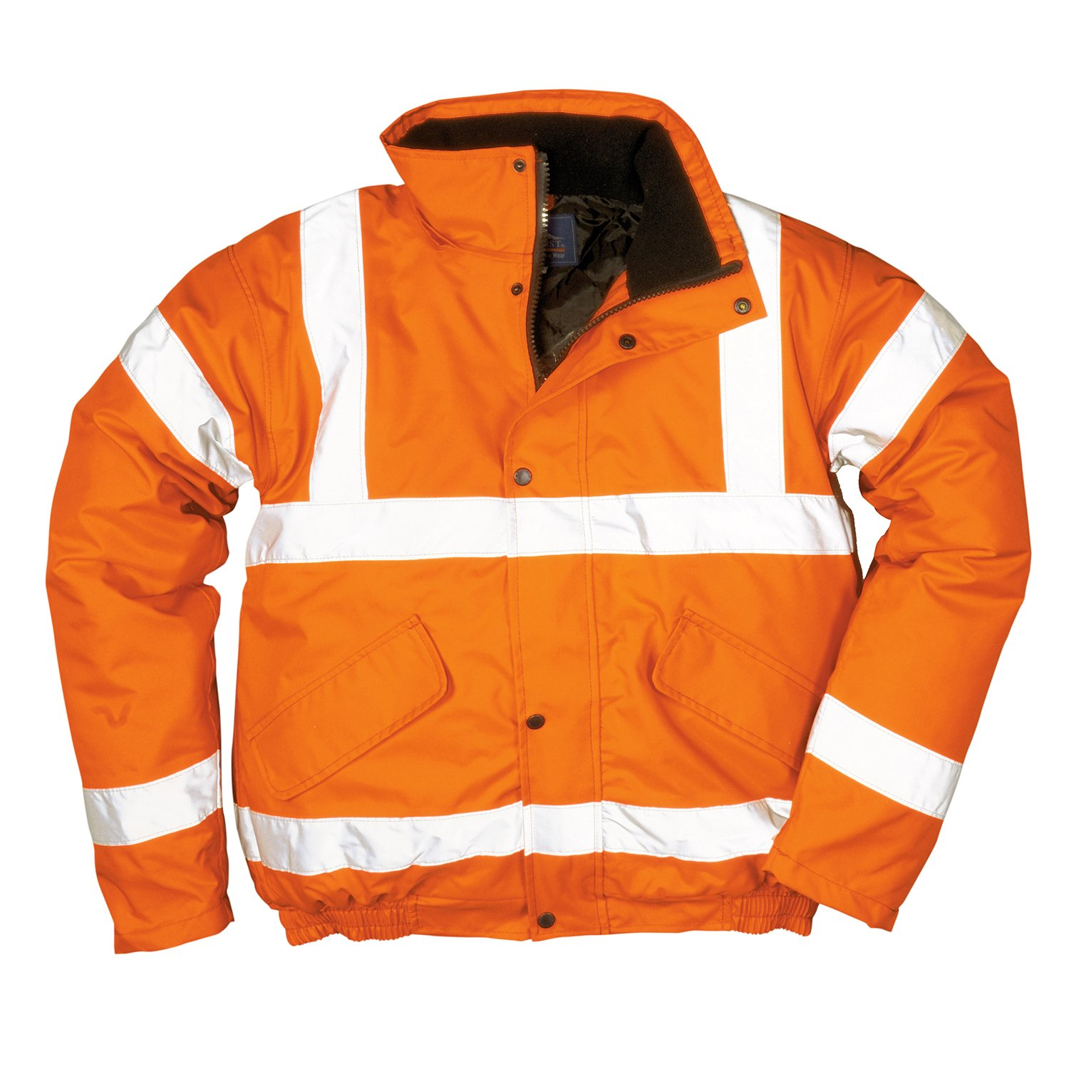 1 St/ück RT32ORR5XL HI-vis Bomber Jacket Go//RT PORTWEST RT32 5XL Orange