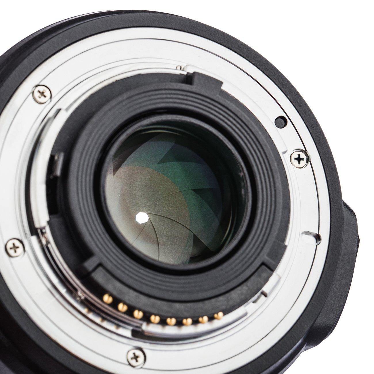 Yongnuo YN35mm F2N Objetivo focal fijo de 35 mm enfoque AF / MF con ...