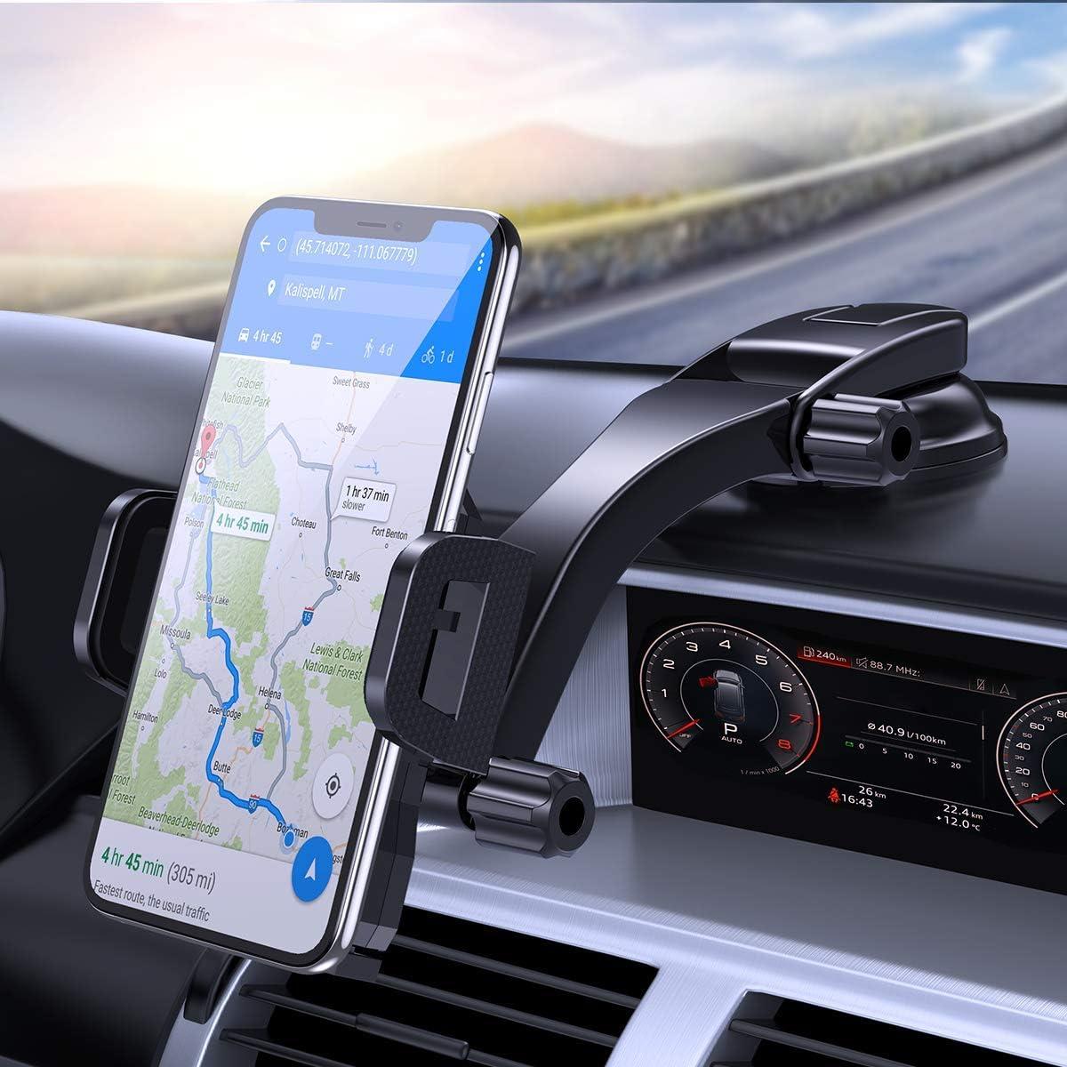 Miracase Handyhalterung Auto Handyhalter Fürs Auto Mit Elektronik