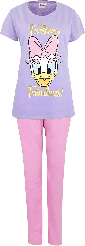 Disney Womens Daisy Duck Pajamas