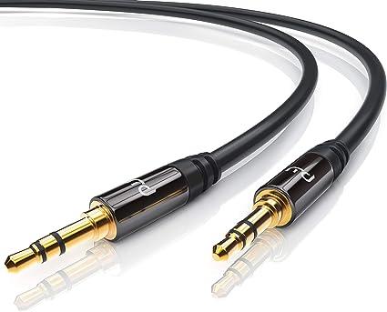 Csl Aux Kabel 3 5mm Audio Kabel 7 5m Klinkenkabel 3 5mm Elektronik