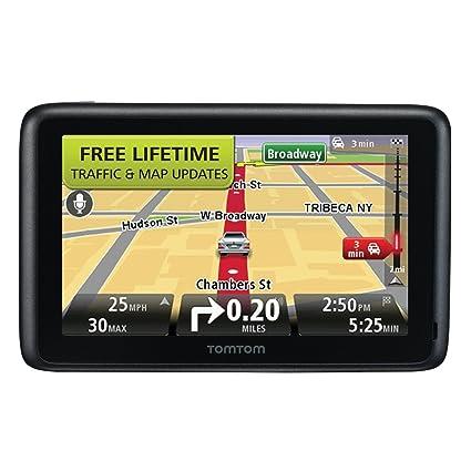 Amazon.com: TomTom GO 2535TM 5-Inch Bluetooth GPS Navigator with ...