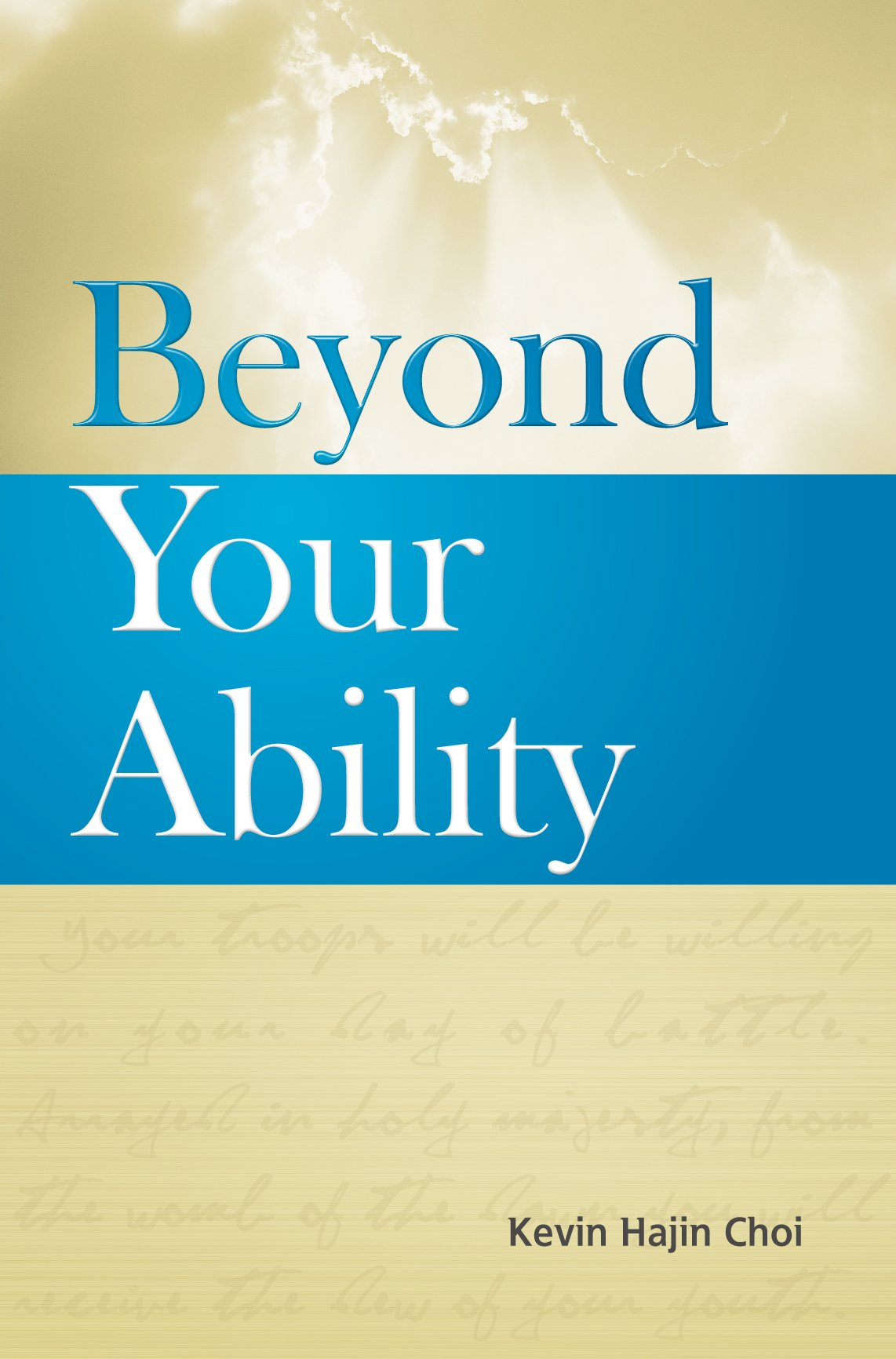 Read Online Beyond Your Ability ebook