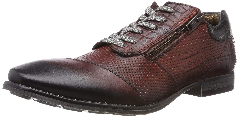 TALLA 40 EU. Bugatti 3.22653e+11, Zapatos de Cordones Derby para Hombre