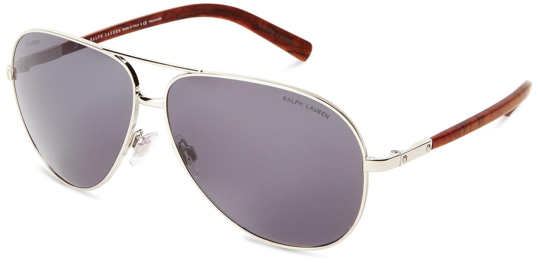 Ralph Lauren Polo - Gafas de sol Aviador PH 3073 para mujer ...