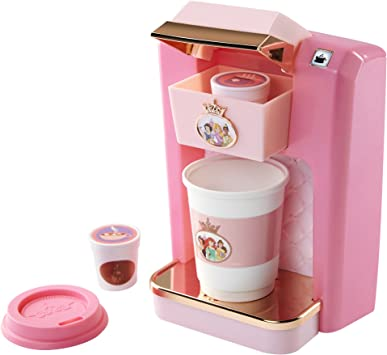 Disney Princess Style Collection Play Gourmet Cafetera: Amazon.es ...
