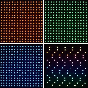 for Arduino Kuman 16x16 RGB LED Flexible WS2812B 5050