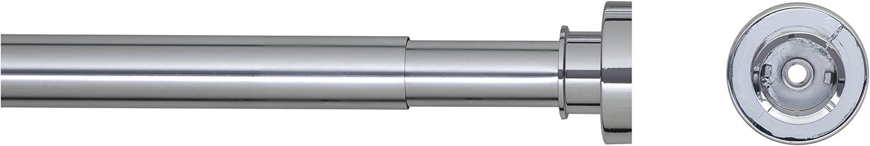 Sealskin Barra Extensible para Cortina de Ducha 2.8 x 2.8 x 80-130 cm Blanco Acero Inoxidable