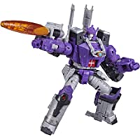 """Transformers - Generations - War for Cybertron: Kingdom Leader - 7.5"""" WFC-K28 Galvatron - Particle Beam Cannon - Golden…"""