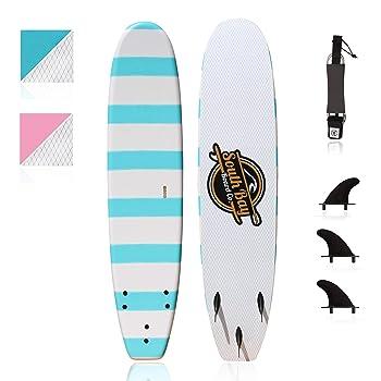 South Bay Board Co. Guppy Funboard Surfboard