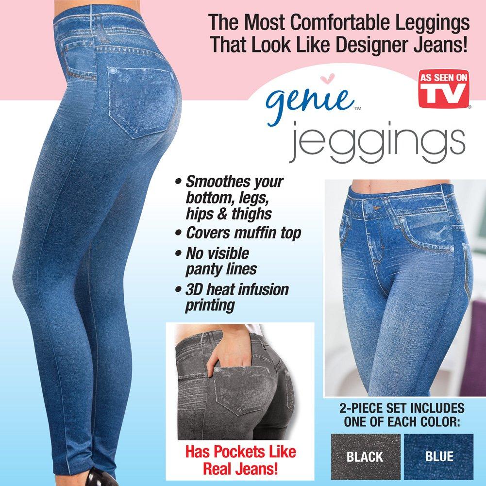 Genie slim fit jeggings reviews