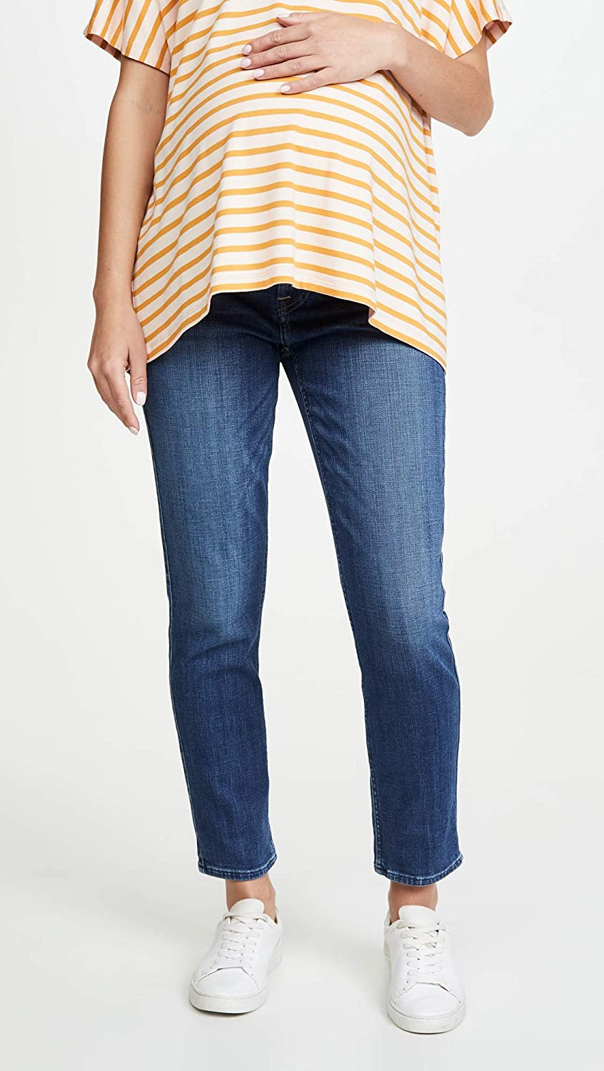 7 For All Mankind Womens Josefina Maternity Jeans