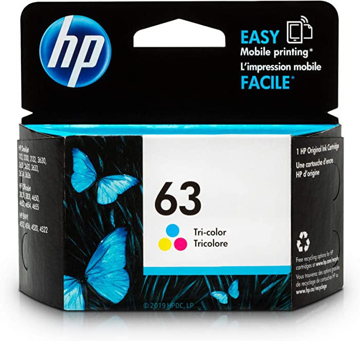 The Best Hp 17 Tricolor Original Ink Cartridge