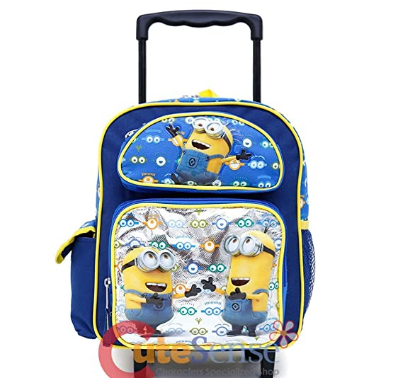 Amazon.com | Despicable Me Minions Look At You 16 Inches Rolling ...