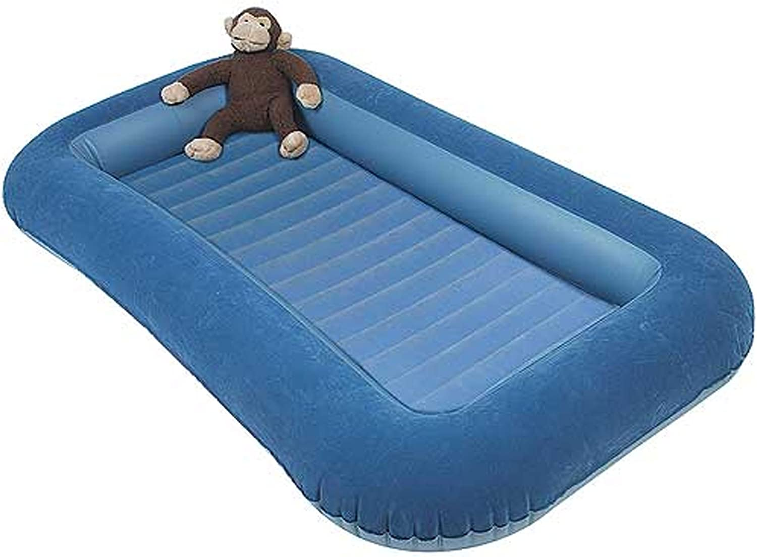 KAMPA JUNIOR CHILDS AIRBED WITH BUMPER SIDES GIRLS PINK FREE DELIVERY