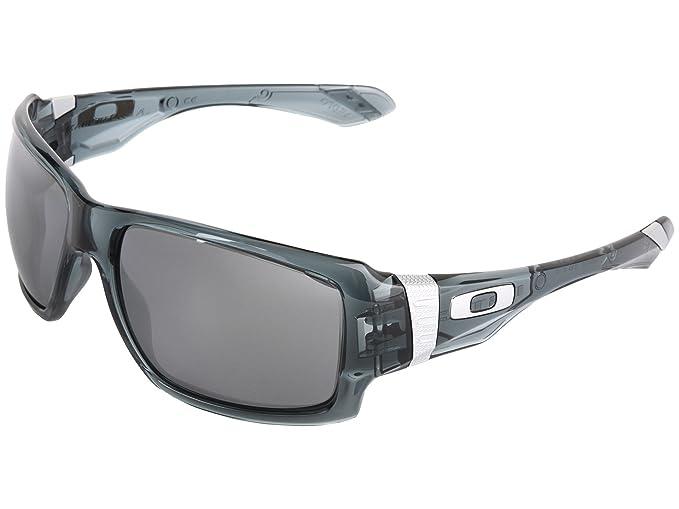 37c4ea8411 Image Unavailable. Image not available for. Colour  Oakley Men s Big Taco  Sunglasses (Crystal Black