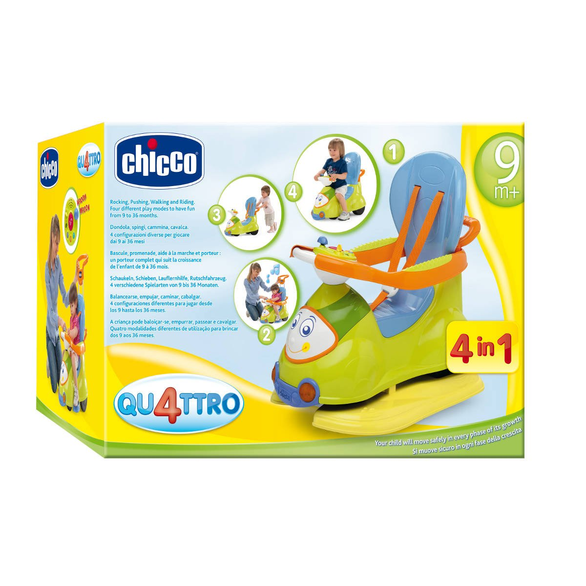 Chicco-CI95/CI9529/C195 Big & Small Irrigador (Remington ...