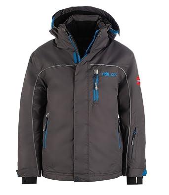 TROLLKIDS Chaqueta para Nieve y esquí Holmenkollen XT ...
