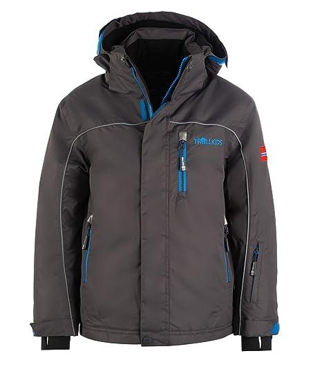 TROLLKIDS Chaqueta para Nieve y esquí Holmenkollen XT: Amazon.es: Ropa y accesorios