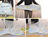 LOHOME® Small-size Baby Mosquito Net Crib, Instant