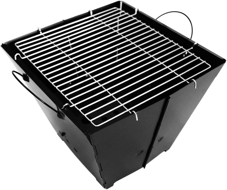 AMP ePro Outdoor Grill Tischgrill Piknikgrill plegable portátil, AMP001-2