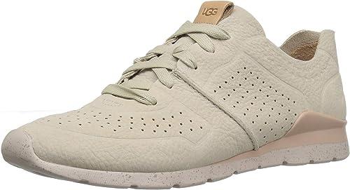 Ugg® Australia Tye Mujer Zapatillas Natural: Amazon.es: Zapatos y ...