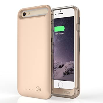 Ifans [Apple certificado] 4000 mAh iPhone 6 Plus batería ...